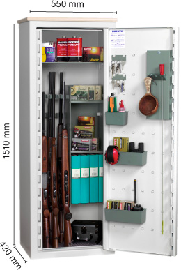 Jubileumspaket HL1000 + Nyckellås