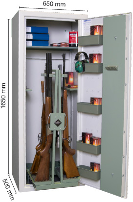 Vapenvagnspaket HL2000